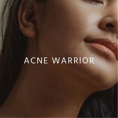 acne warrior